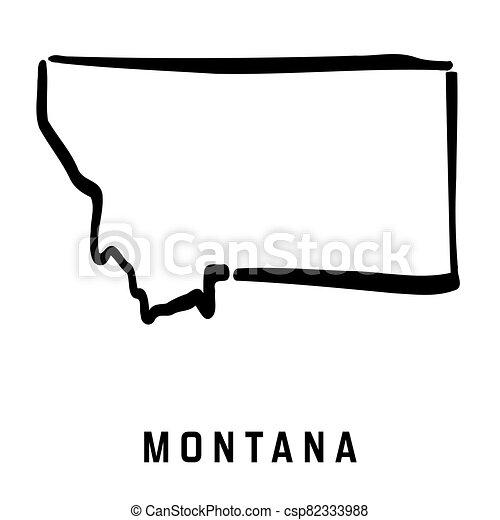 montana - csp82333988