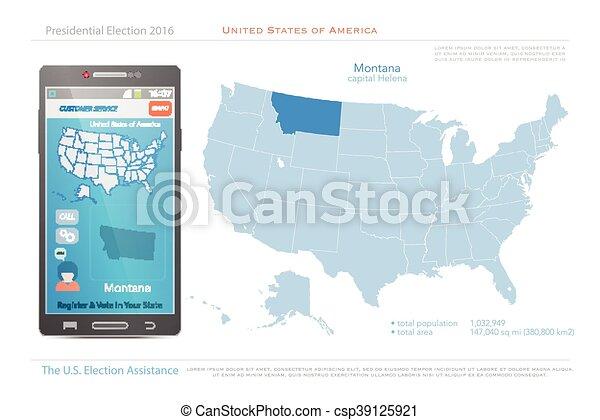 Montana - csp39125921