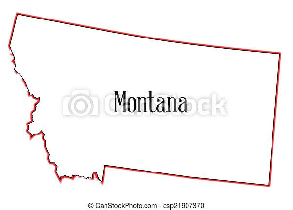 Montana - csp21907370