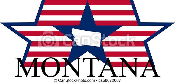 Montana - csp8672087