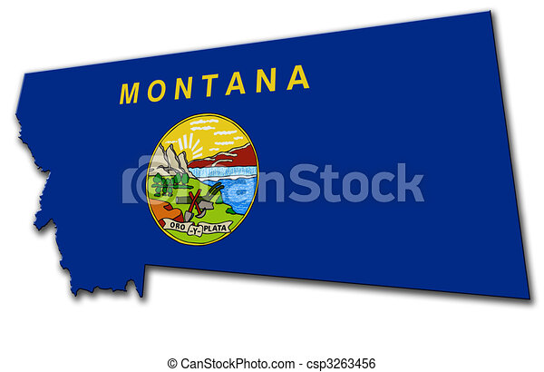 Montana - csp3263456