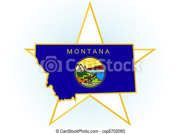 Montana - csp6702083