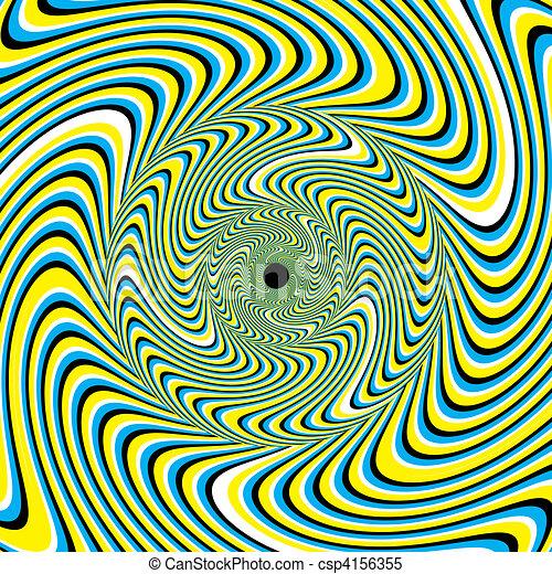 Swirlpool (Ilusión de movimiento) - csp4156355