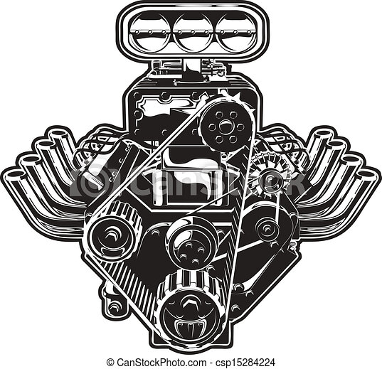Motor turbo - csp15284224