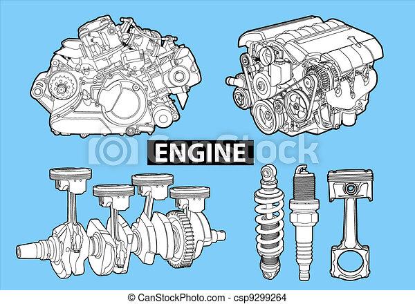 Motores de vector - csp9299264