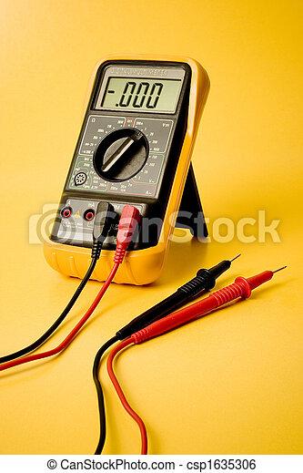Multímetro digital - csp1635306