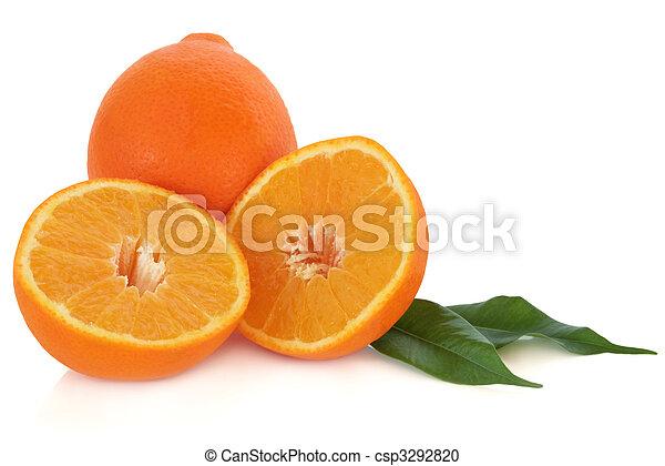 Fruta naranja - csp3292820