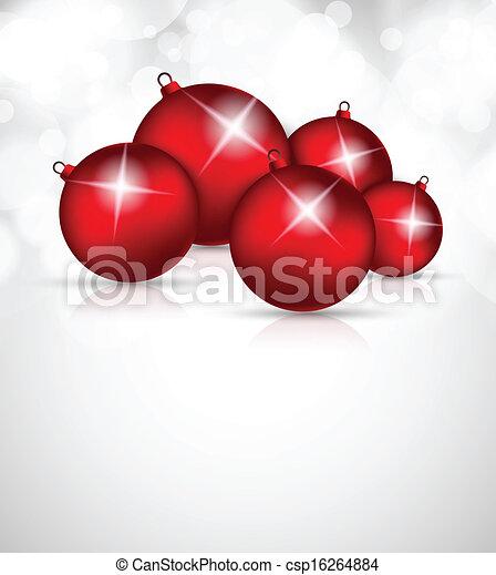 Antecedentes de Navidad - csp16264884
