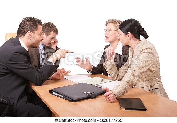 Negocios negociados - csp0177255