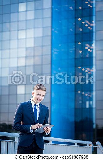 Negocios y oficina - csp31387988