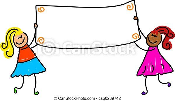Chicos Banner - csp0289742