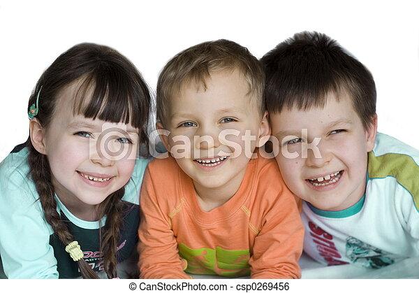 Niños - csp0269456