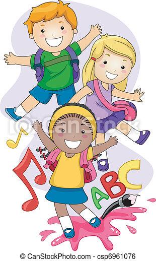 Niños de preescolar - csp6961076