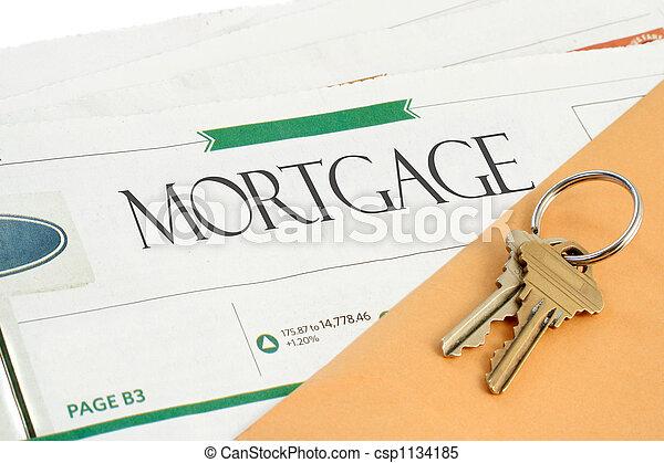 Noticias de hipoteca - csp1134185