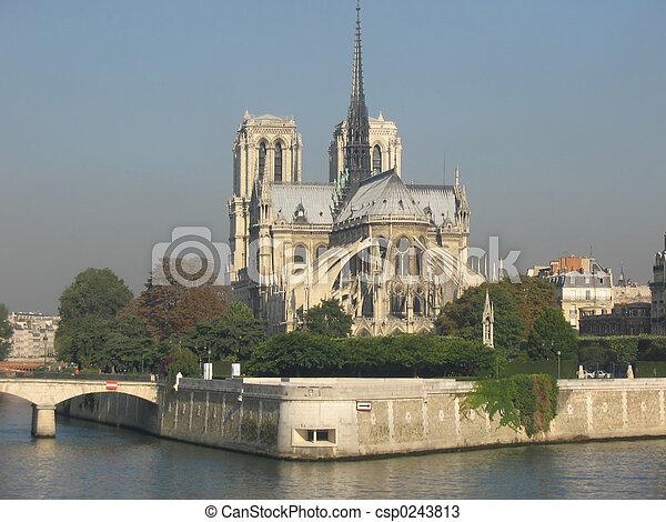 Notre Lady - csp0243813