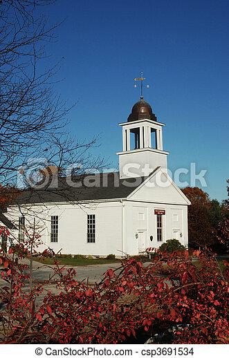 Nueva iglesia de Inglaterra - csp3691534
