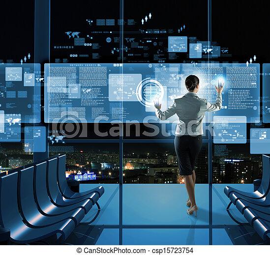 Nuevas tecnologías - csp15723754