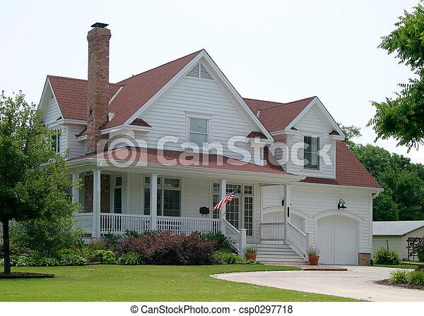 Nueva casa vieja - csp0297718