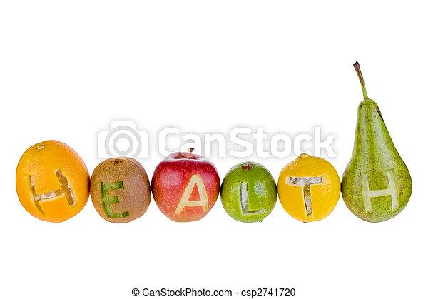 Salud y nutrición - csp2741720