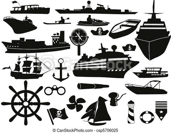 Objetos de navegación activados - csp5706025