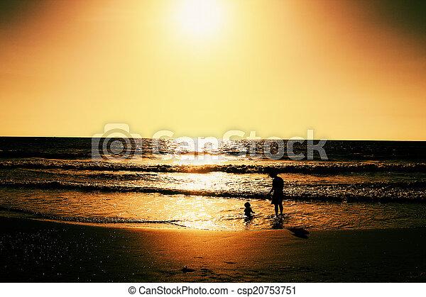 Sunset - csp20753751