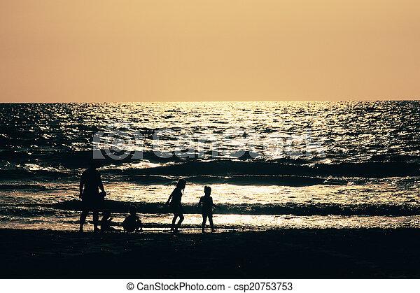 Sunset - csp20753753