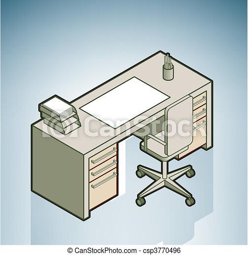 Oficina - csp3770496