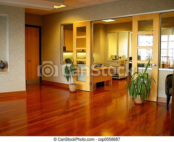 Oficina corporativa - csp0058687