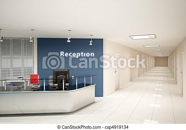 Oficina - csp4919134