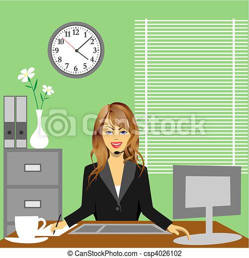 Oficina - csp4026102