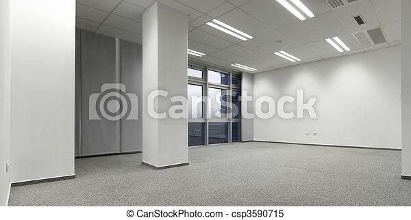 Oficina vacía - csp3590715