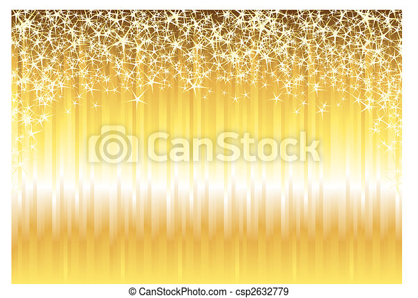 Oro brillante - csp2632779