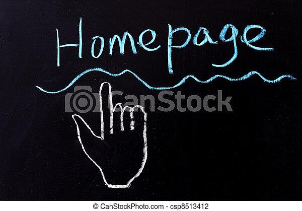 Homepage - csp8513412