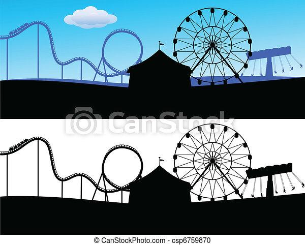 Escena del carnaval - csp6759870