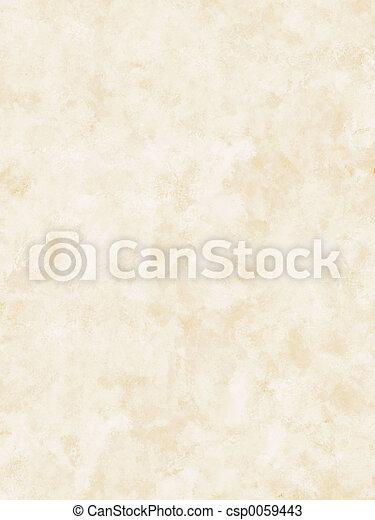 Papel de pergamino - csp0059443
