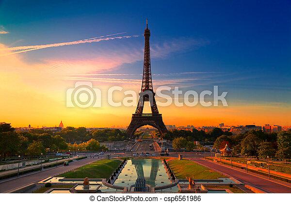 París, Francia - csp6561986