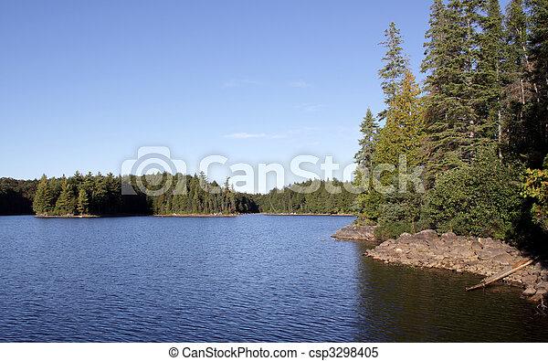 Parkside Bay Vista - csp3298405