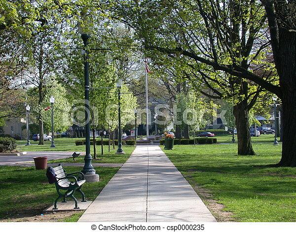 Camino del parque - csp0000235