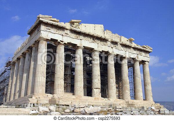 Parthenon - csp2275593