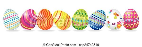 Trasfondo de Pascua - csp24743810