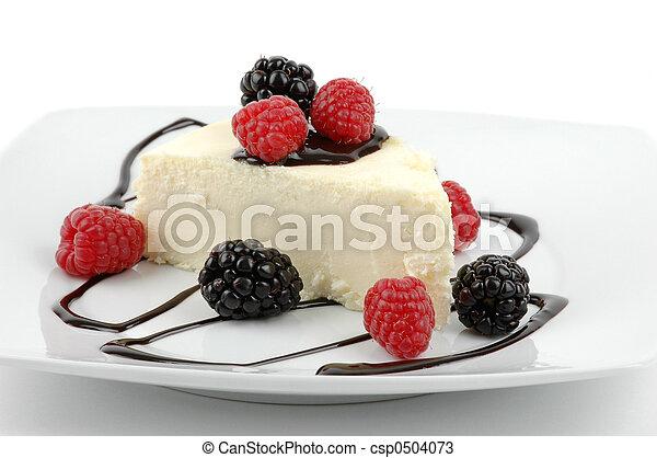 Pastel de queso - csp0504073
