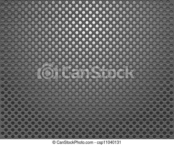 Patrón de metal - csp11040131
