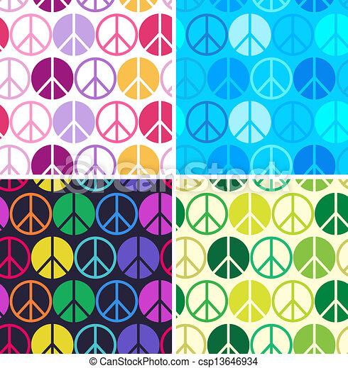 Una paz sin sentido - csp13646934