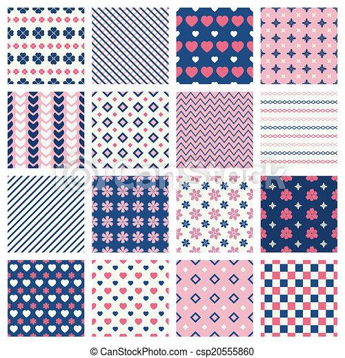 Patrones geométricos - csp20555860