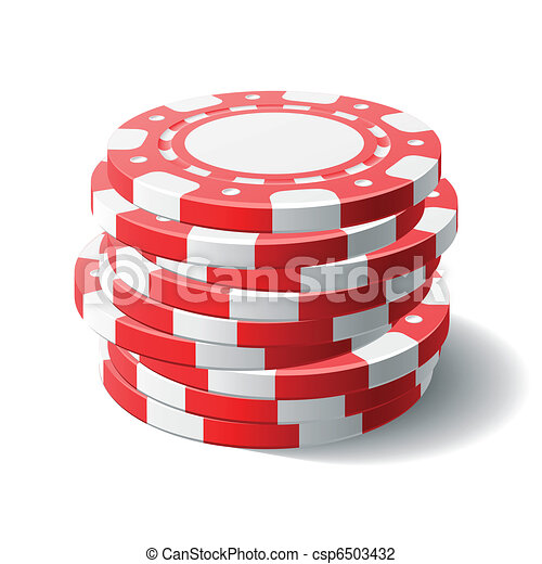 Las fichas de juego - csp6503432