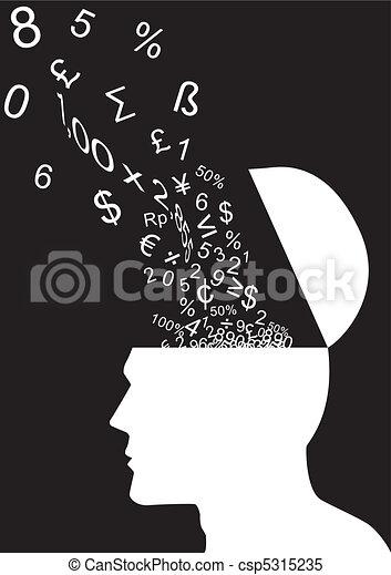 Piensa en los números - csp5315235