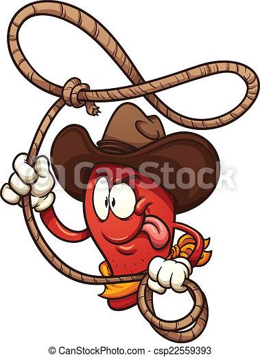 Pepper chile vaquero - csp22559393