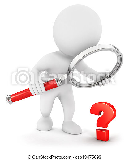 Tercera pregunta de los blancos - csp13475693