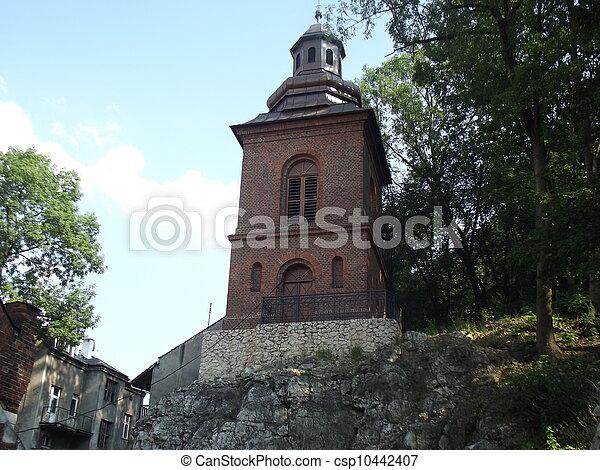 Pequeña iglesia - csp10442407
