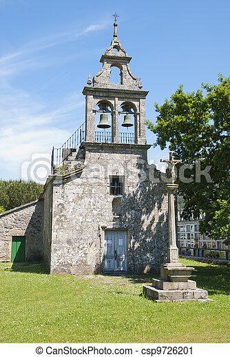 Pequeña iglesia - csp9726201